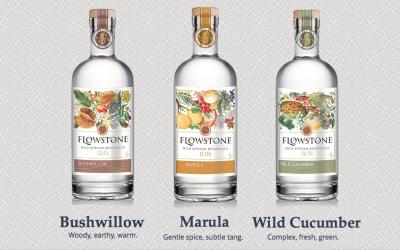 Distiller Directory: Flowstone – Wild African Botanicals Gin
